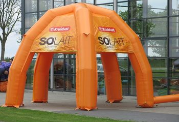 Solait spidertent 3