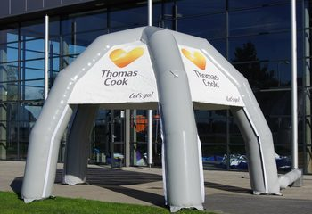 Spidertent Thomas Cook